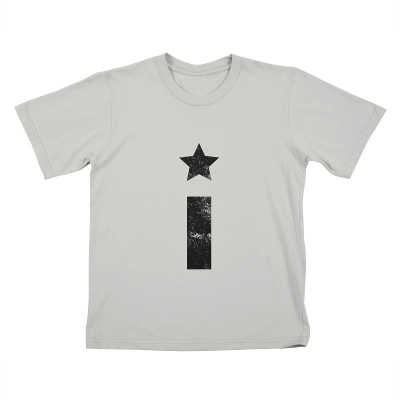 "Distressed ""I"" Indivisible Logo Kids T-shirt by Shop Indivisible"