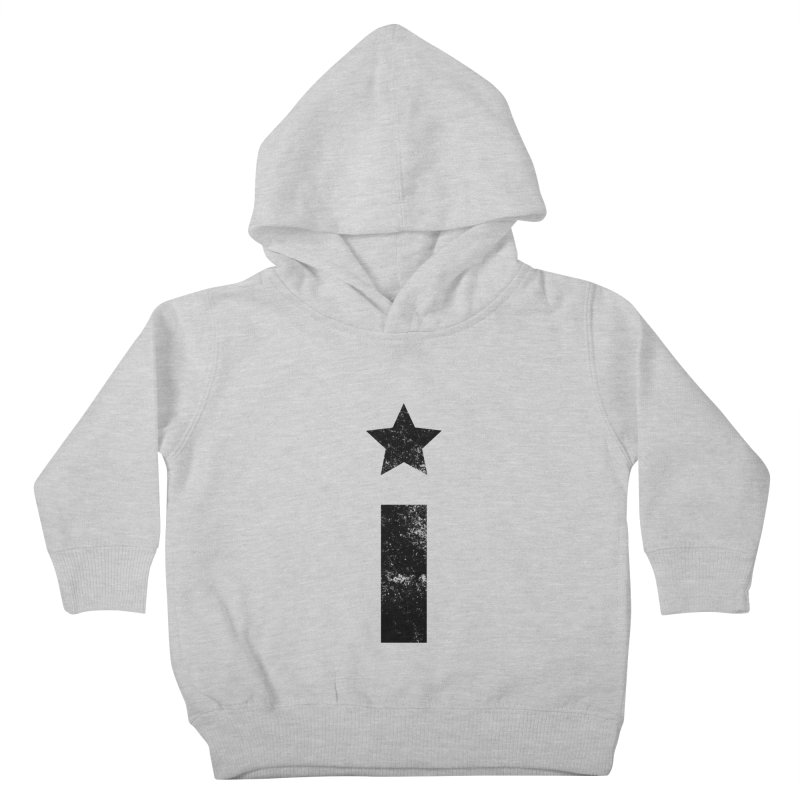 "Distressed ""I"" Indivisible Logo Kids Toddler Pullover Hoody by Shop Indivisible"