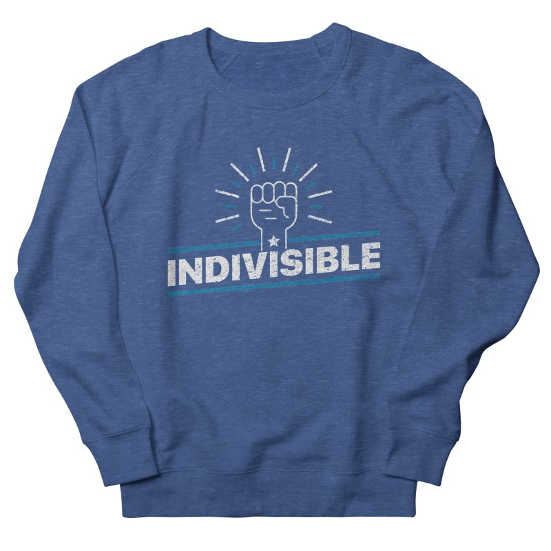 "Indivisible ""Take Action"" Resistance T-Shirt Men's Sweatshirt by Shop Indivisible"