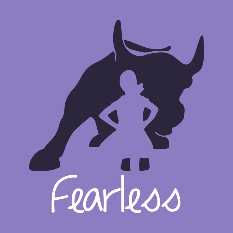 Fearless Girl None  by Shop Indivisible