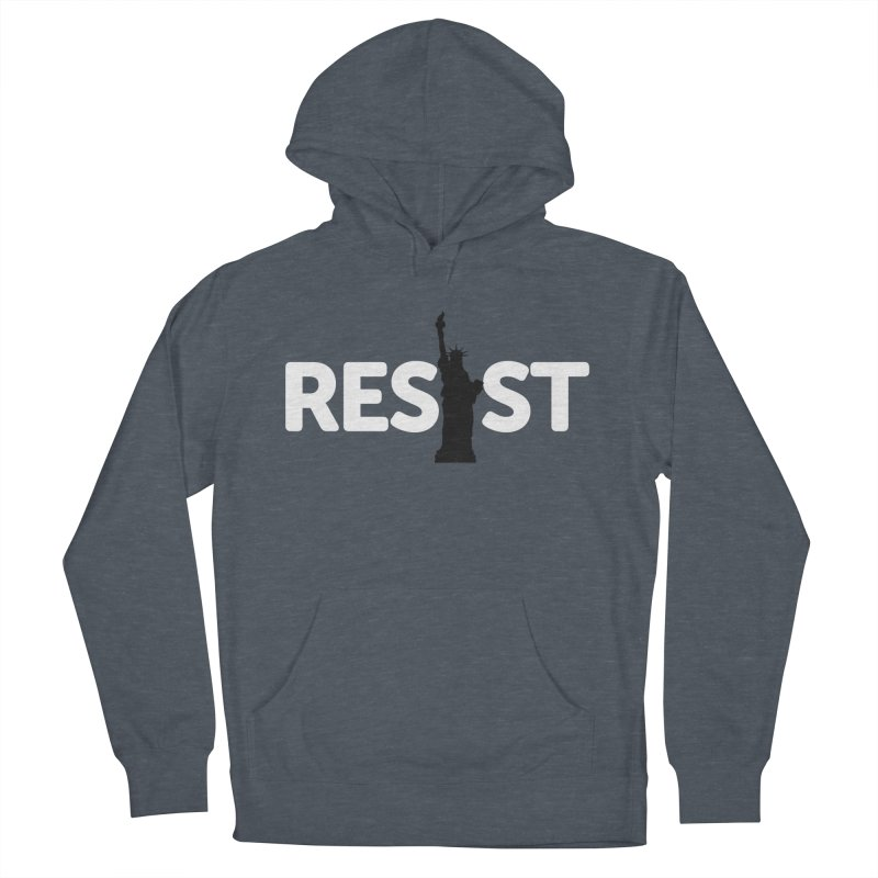 Resist - Liberty Men's Pullover Hoody by Shop Indivisible