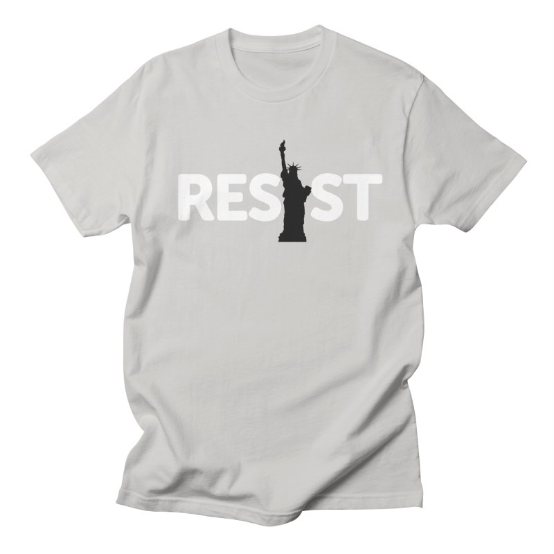 Resist - Liberty Women's Unisex T-Shirt by Shop Indivisible