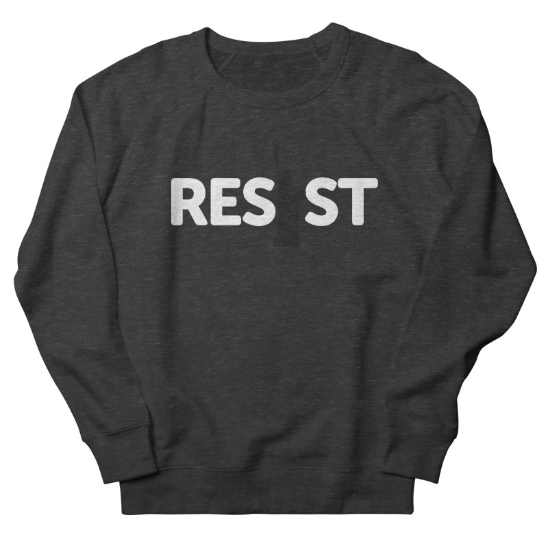 Resist - Liberty Men's Sweatshirt by Shop Indivisible