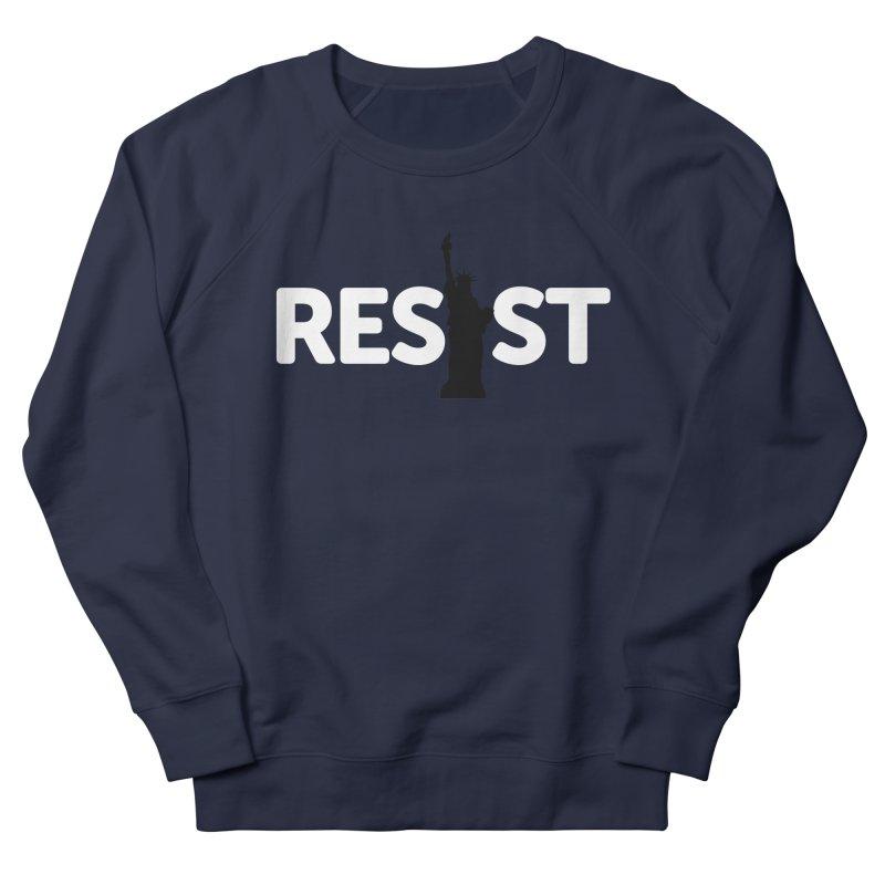Resist - Liberty Men's Sweatshirt by Shop Indivisible