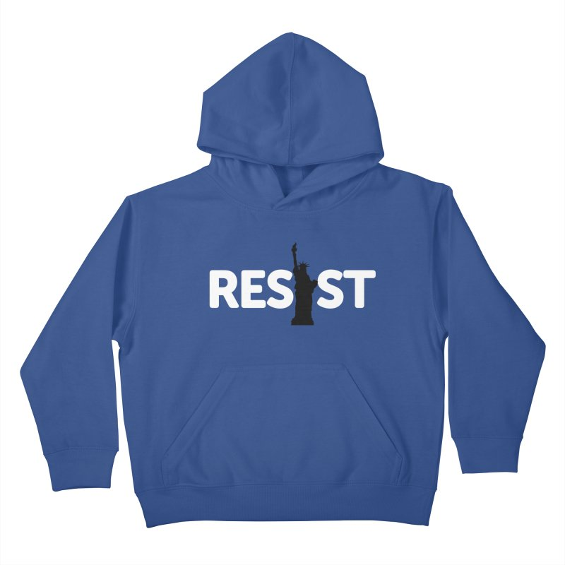 Resist - Liberty Kids Pullover Hoody by Shop Indivisible