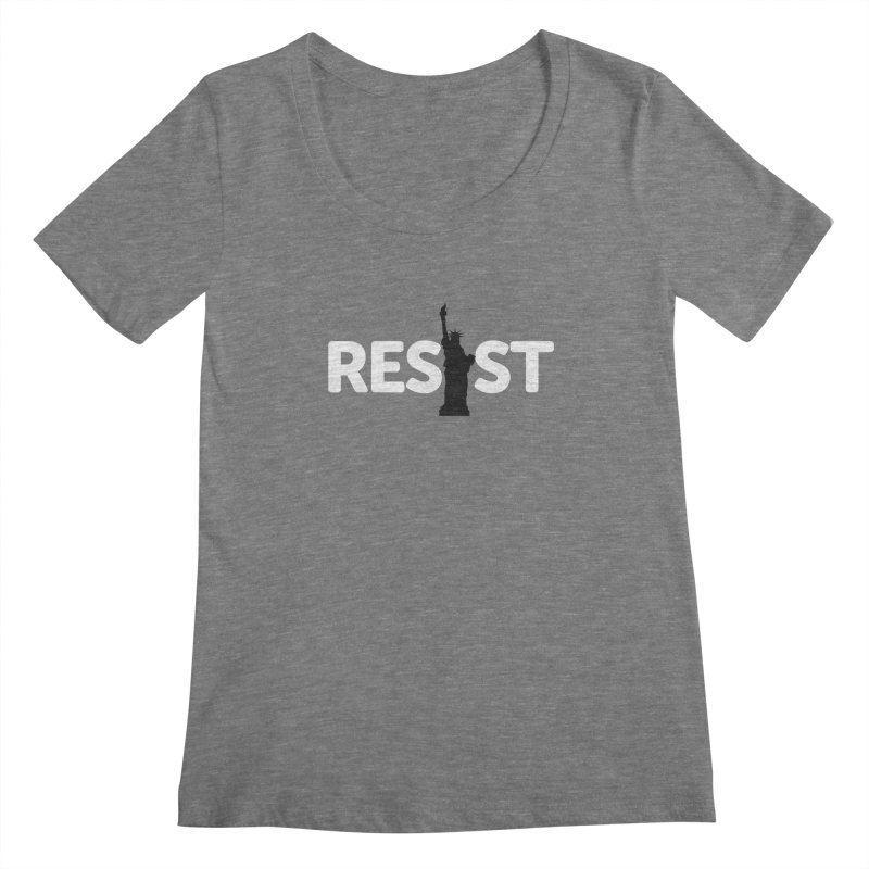 Resist - Liberty   by Shop Indivisible