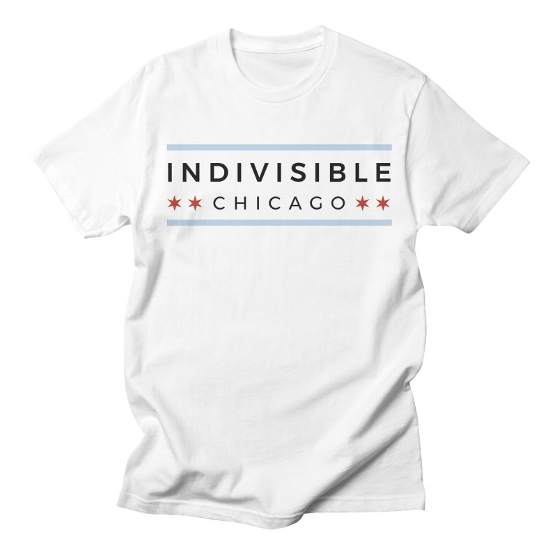 Logo Classic Men's Regular T-Shirt by Indivisible Chicago Store