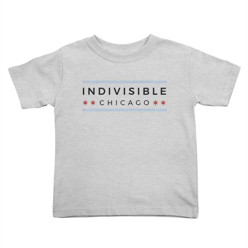 Logo Classic Kids Toddler T-Shirt by Indivisible Chicago Store