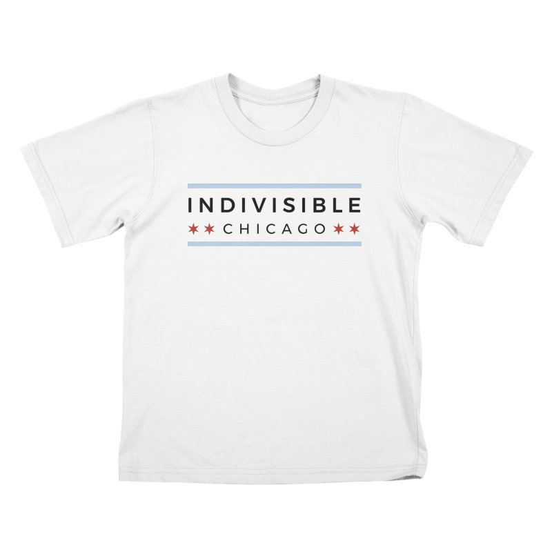 Logo Classic Kids T-Shirt by Indivisible Chicago Store