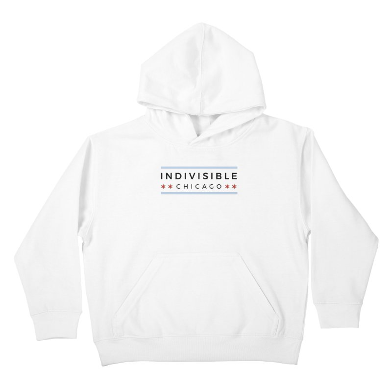 Logo Classic Kids Pullover Hoody by Indivisible Chicago Store