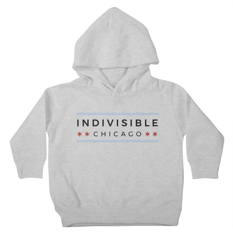 Logo Classic Kids Toddler Pullover Hoody by Indivisible Chicago Store