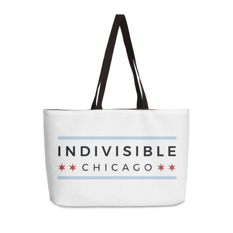 Logo Classic Accessories Weekender Bag Bag by Indivisible Chicago Store