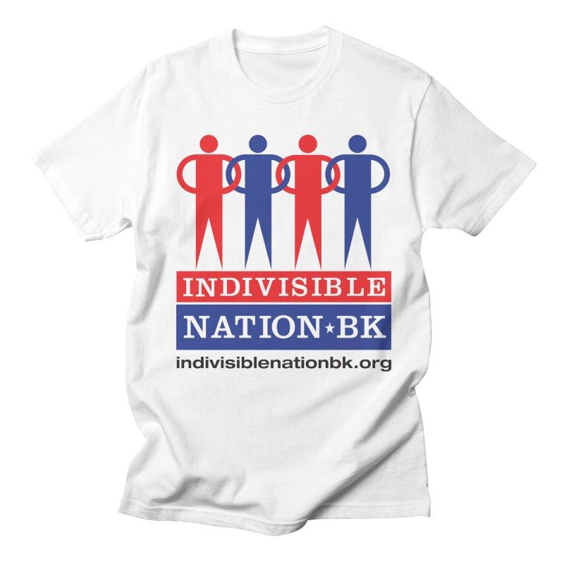 INBK Logo Men's Regular T-Shirt by Indivisible Nation BK's Shop