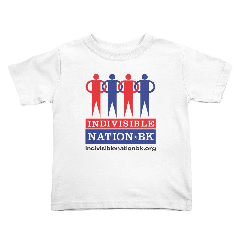 INBK Logo Kids Toddler T-Shirt by Indivisible Nation BK's Shop
