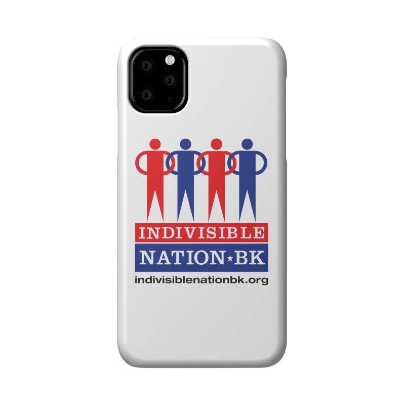 INBK Logo Accessories Phone Case by Indivisible Nation BK's Shop