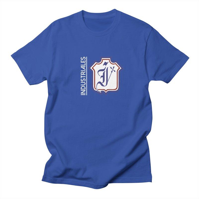 Industriales de la Habana in Men's Regular T-Shirt Royal Blue by Industriales de La Habana