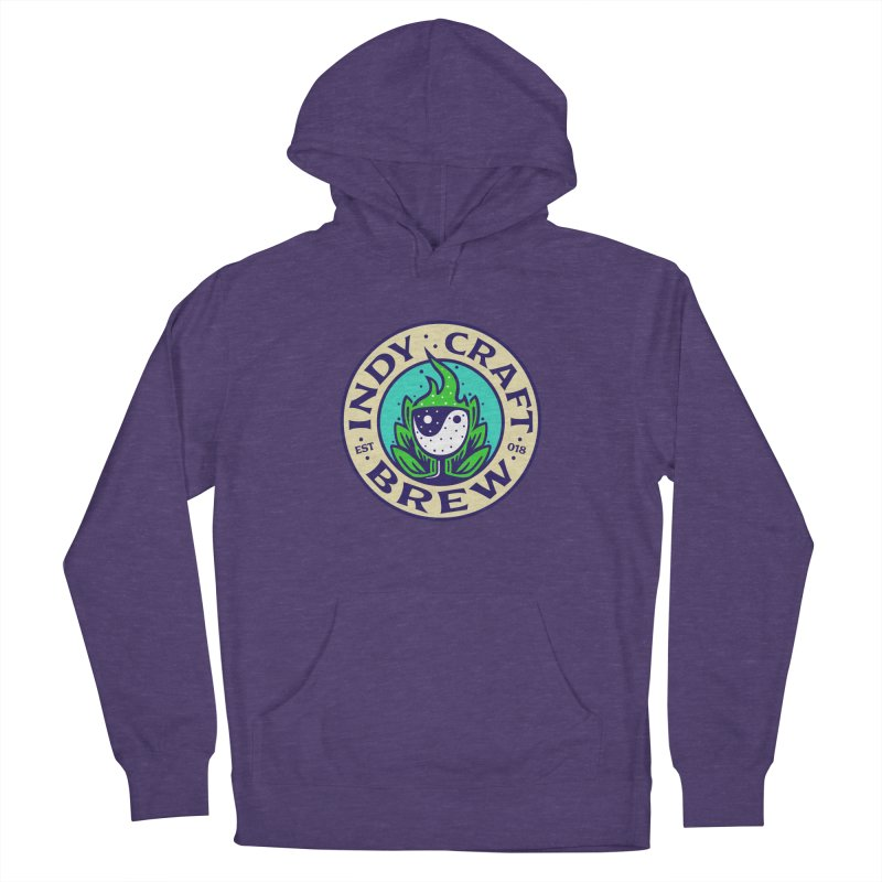 NEW ICB Hoodie Men's Pullover Hoody by Indy Craft Brew's Shop