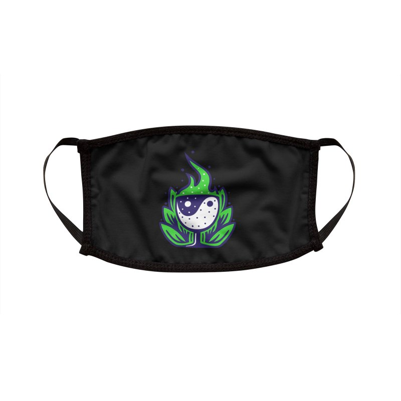 ICB Logo Icon Face Mask Accessories Face Mask by Indy Craft Brew's Shop