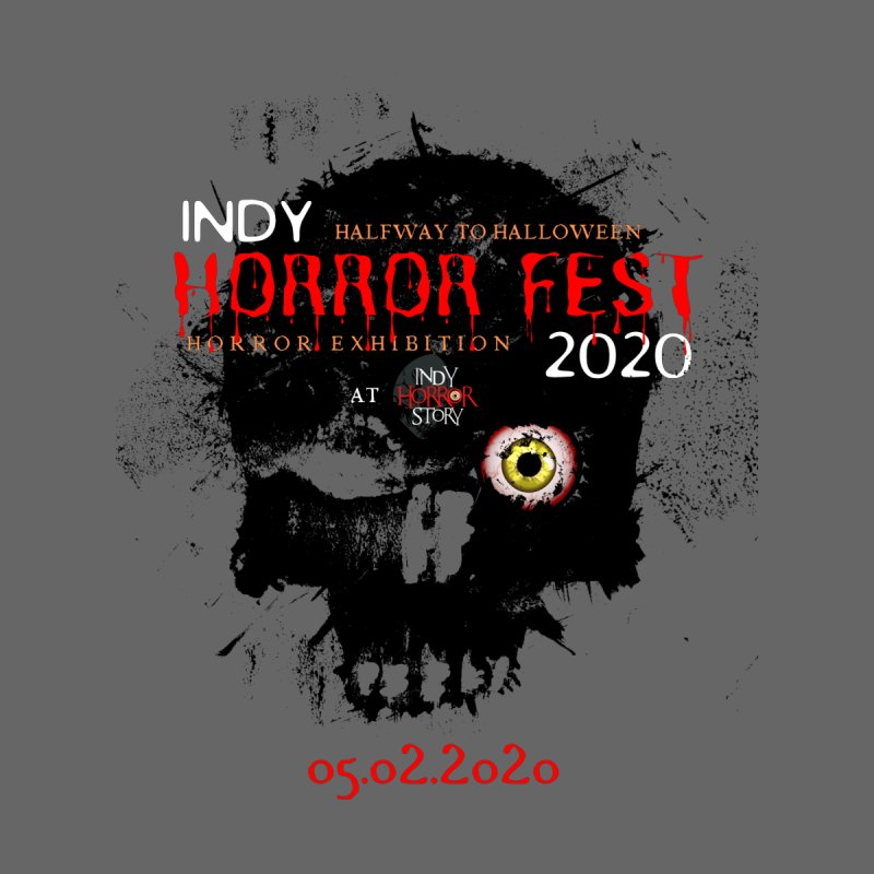 Indy Horror Fest 2020 Men's T-Shirt by indyhorrorstory's Artist Shop