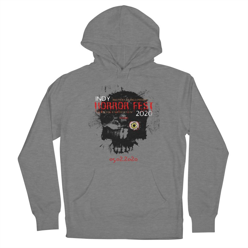 Indy Horror Fest 2020 Women's Pullover Hoody by indyhorrorstory's Artist Shop