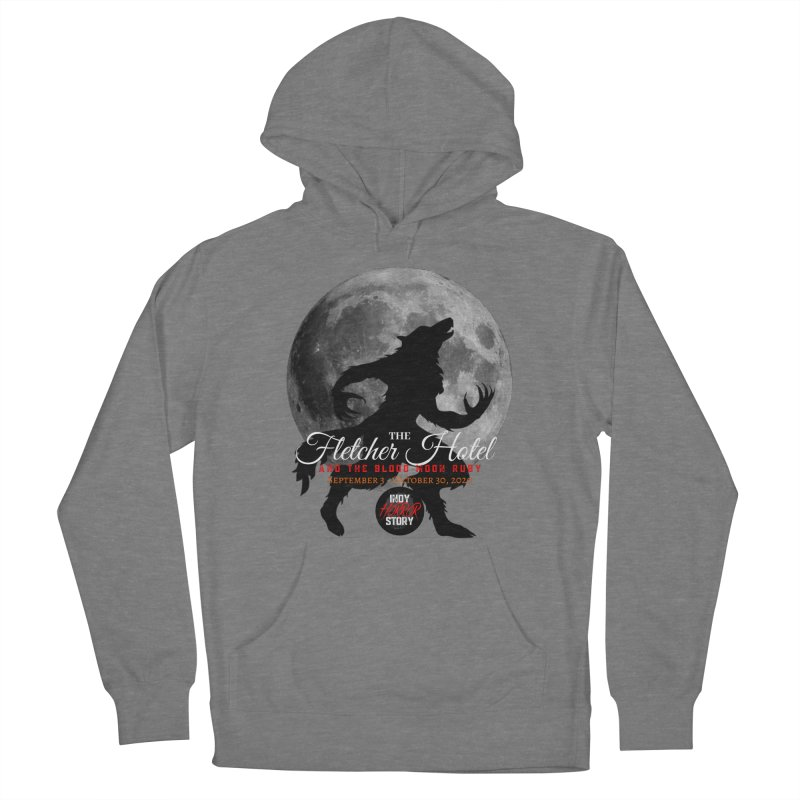 The Fletcher Hotel Women's Pullover Hoody by indyhorrorstory's Artist Shop