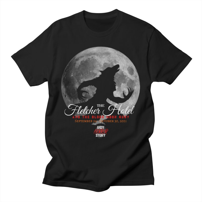 The Fletcher Hotel Men's T-Shirt by indyhorrorstory's Artist Shop