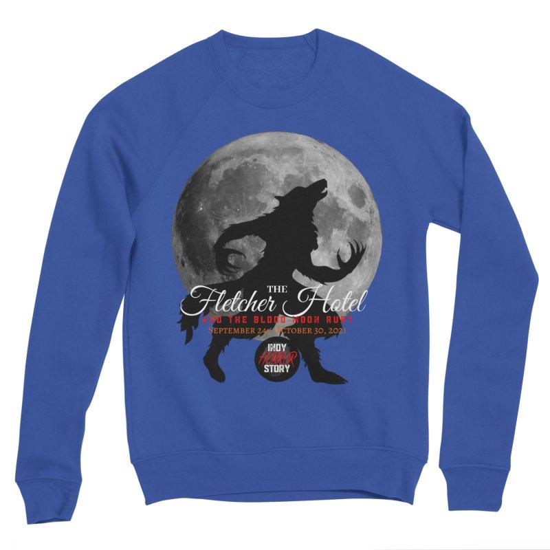 The Fletcher Hotel Men's Sweatshirt by indyhorrorstory's Artist Shop