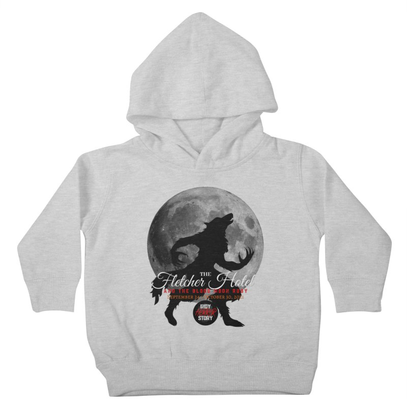 The Fletcher Hotel Kids Toddler Pullover Hoody by indyhorrorstory's Artist Shop