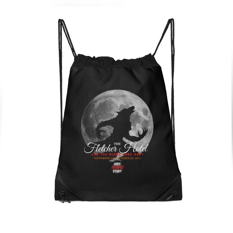 The Fletcher Hotel Accessories Bag by indyhorrorstory's Artist Shop