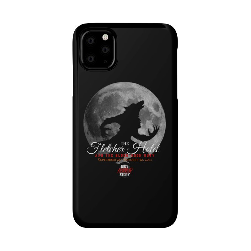 The Fletcher Hotel Accessories Phone Case by indyhorrorstory's Artist Shop