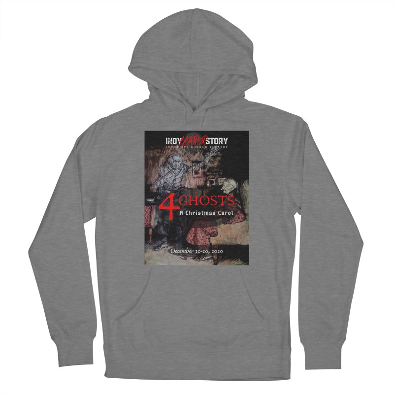 4 Ghosts - A Christmas Carol Women's Pullover Hoody by indyhorrorstory's Artist Shop