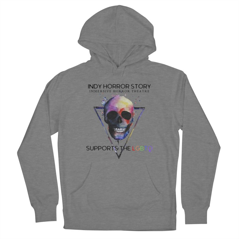 Indy Horror Story Pride Women's Pullover Hoody by indyhorrorstory's Artist Shop