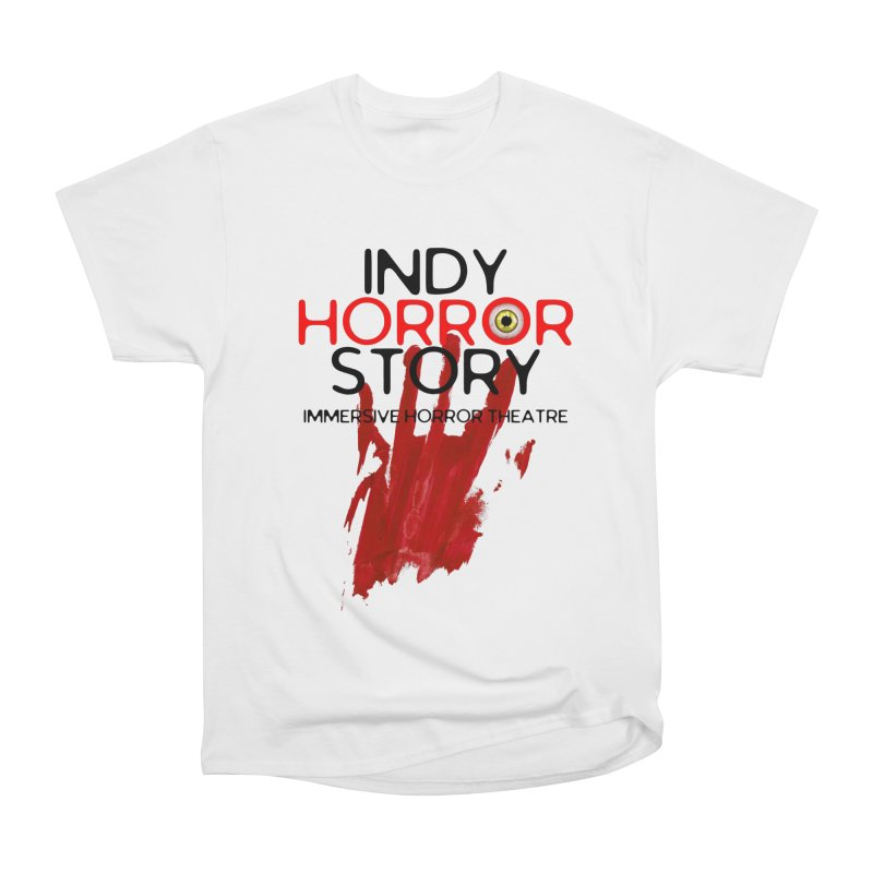 Indy Horror Story Bloody Hand Women's T-Shirt by indyhorrorstory's Artist Shop