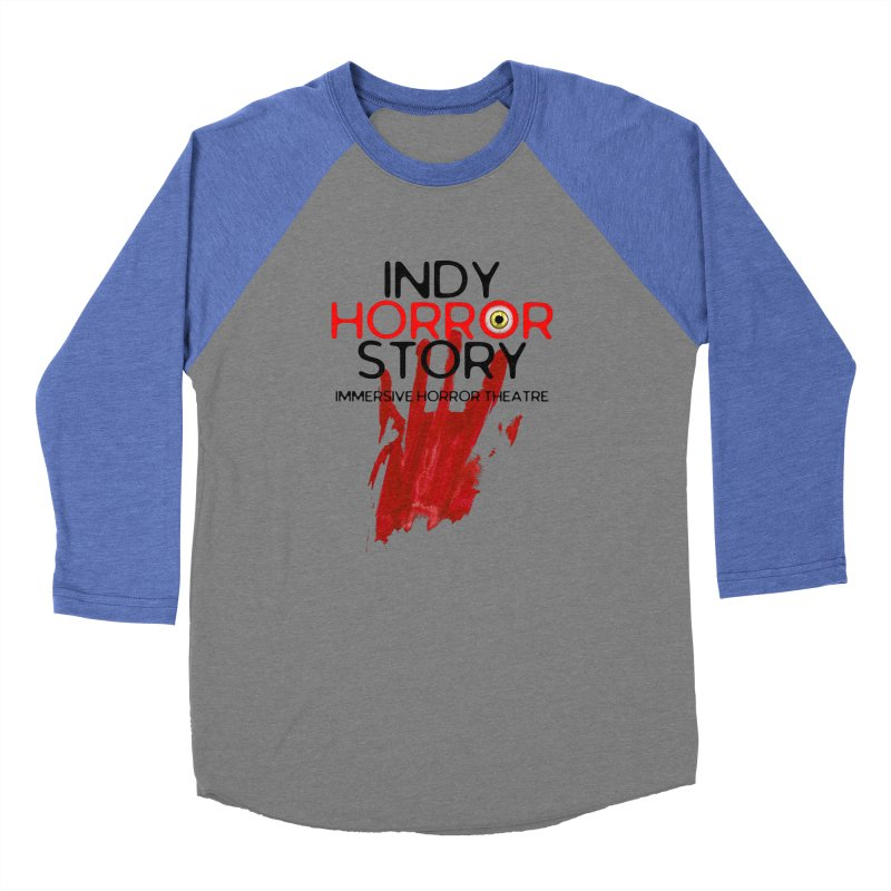 Indy Horror Story Bloody Hand Women's Longsleeve T-Shirt by indyhorrorstory's Artist Shop