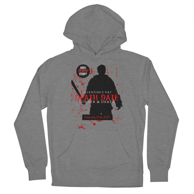 Valentine's Day DEATH DATE Women's Pullover Hoody by indyhorrorstory's Artist Shop