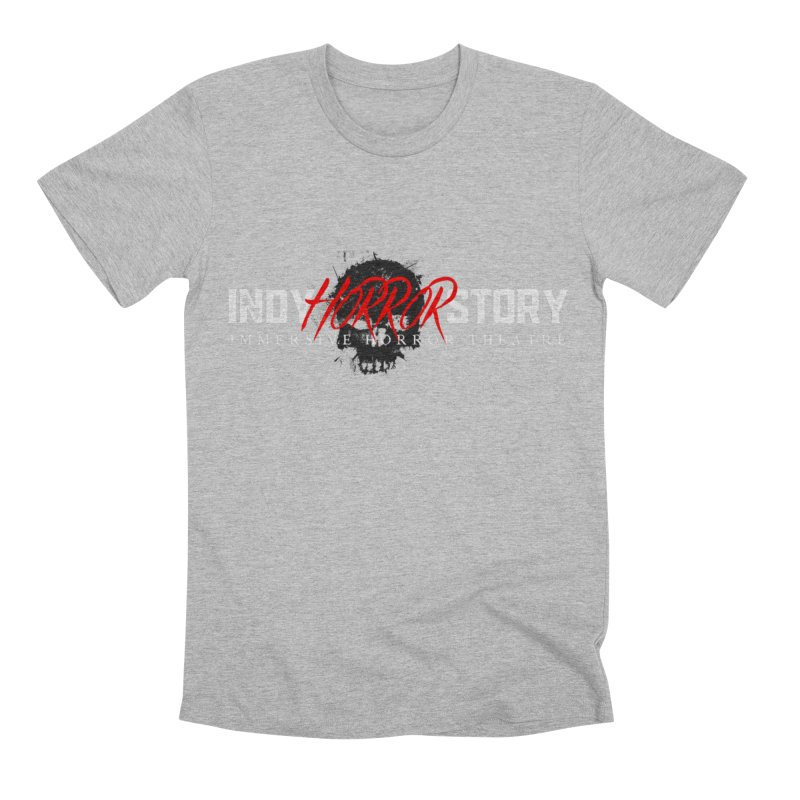 INDY HORROR STORY 2021 Men's T-Shirt by indyhorrorstory's Artist Shop