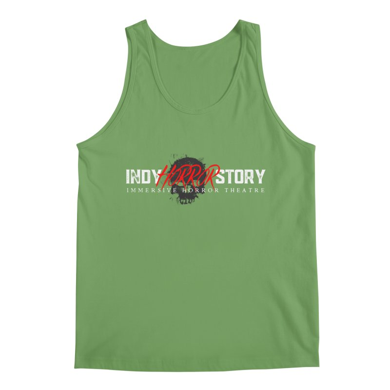 INDY HORROR STORY 2021 Men's Tank by indyhorrorstory's Artist Shop