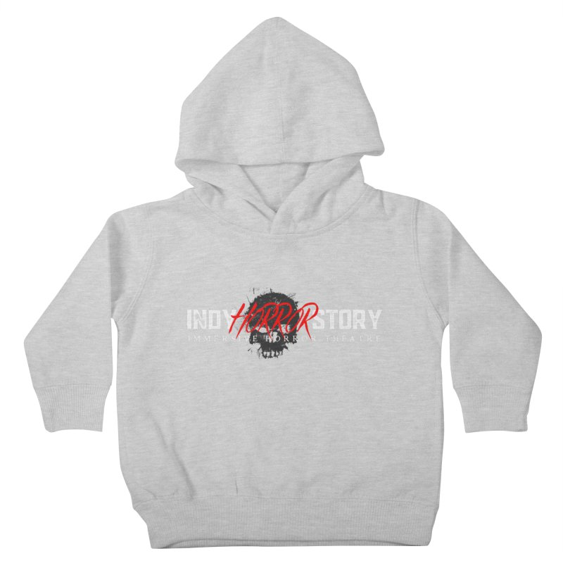 INDY HORROR STORY 2021 Kids Toddler Pullover Hoody by indyhorrorstory's Artist Shop