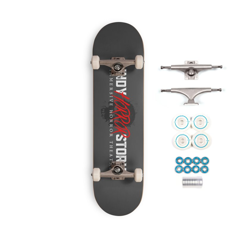 INDY HORROR STORY 2021 Accessories Skateboard by indyhorrorstory's Artist Shop