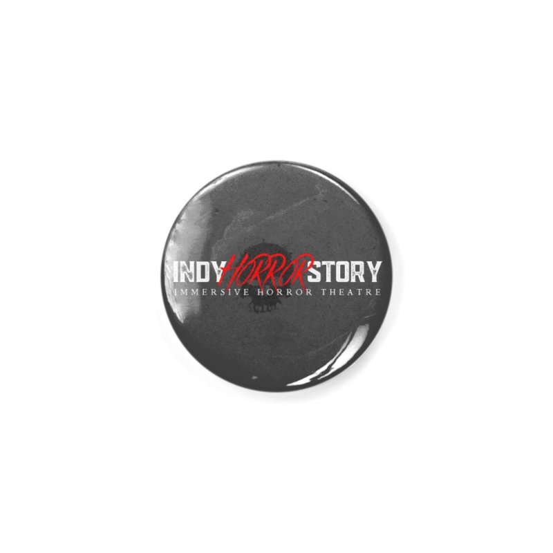 INDY HORROR STORY 2020 Accessories Button by indyhorrorstory's Artist Shop