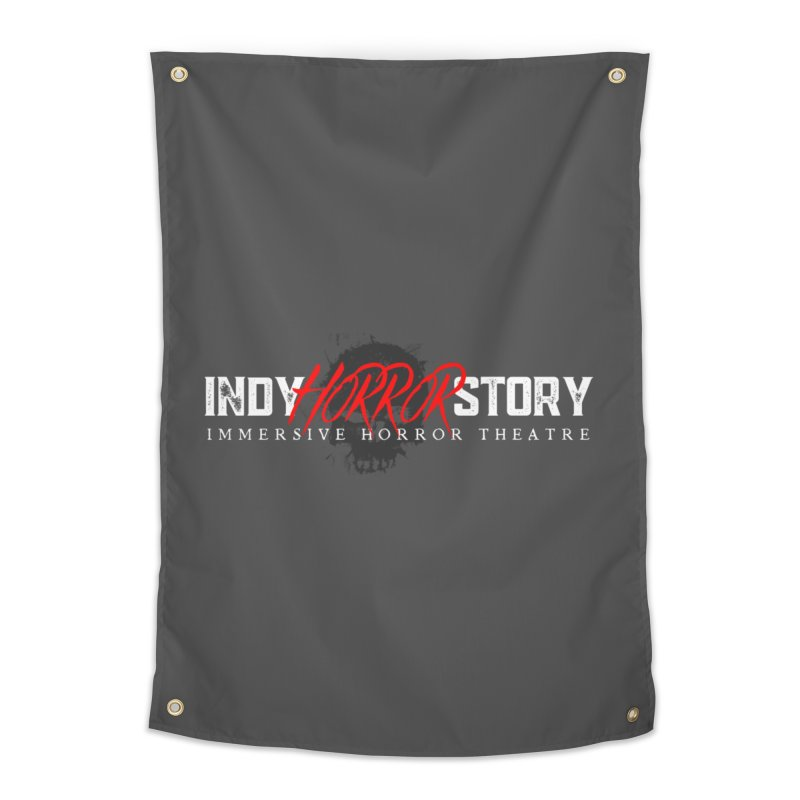INDY HORROR STORY 2021 Home Tapestry by indyhorrorstory's Artist Shop