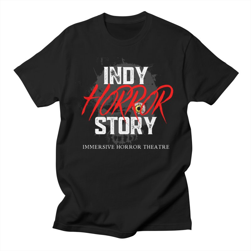 IHS 2020 Men's T-Shirt by indyhorrorstory's Artist Shop
