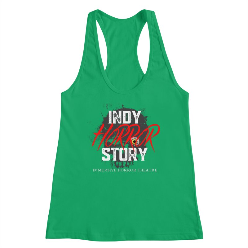 IHS Logo 2021 Women's Tank by indyhorrorstory's Artist Shop