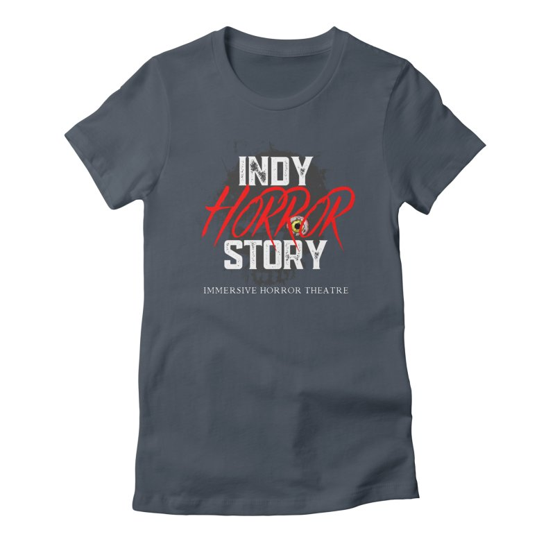 IHS Logo 2021 Women's T-Shirt by indyhorrorstory's Artist Shop