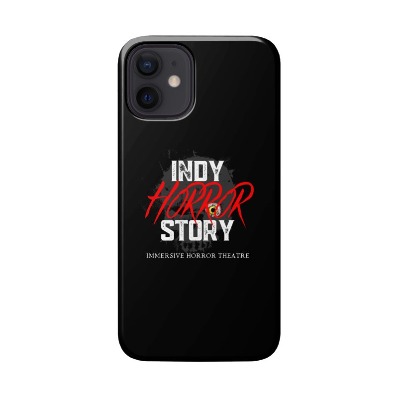 IHS Logo 2021 Accessories Phone Case by indyhorrorstory's Artist Shop