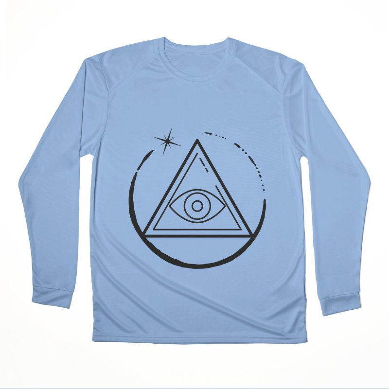 """""""The Society"""" Women's Longsleeve T-Shirt by indyhorrorstory's Artist Shop"""