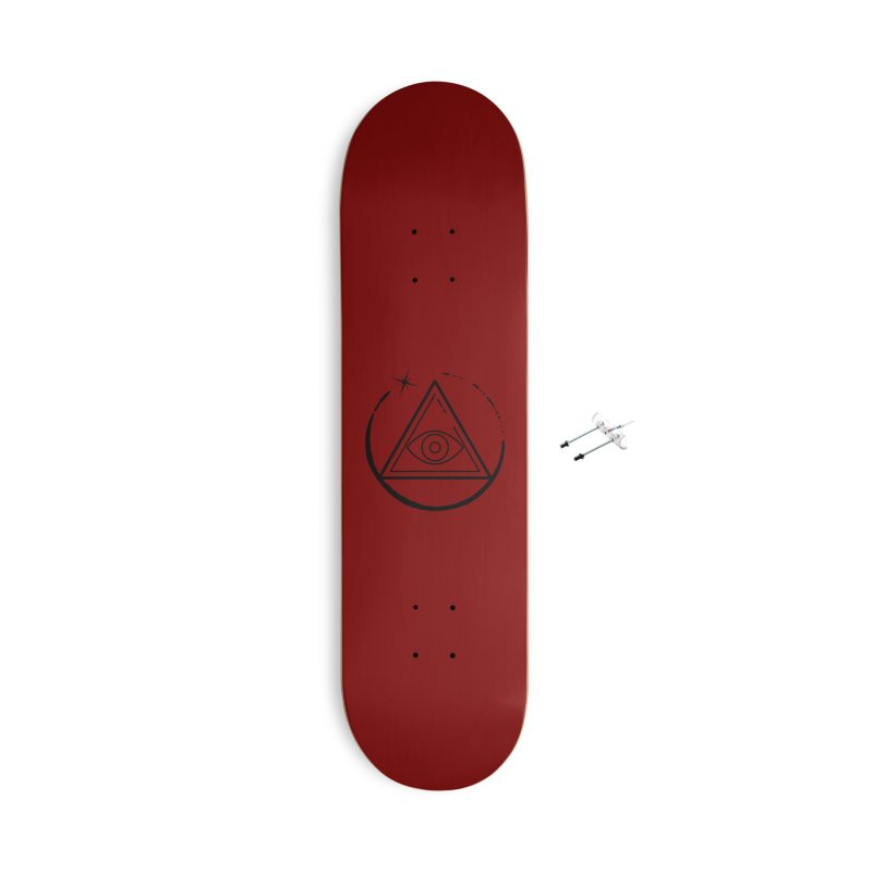 """""""The Society"""" Accessories Skateboard by indyhorrorstory's Artist Shop"""