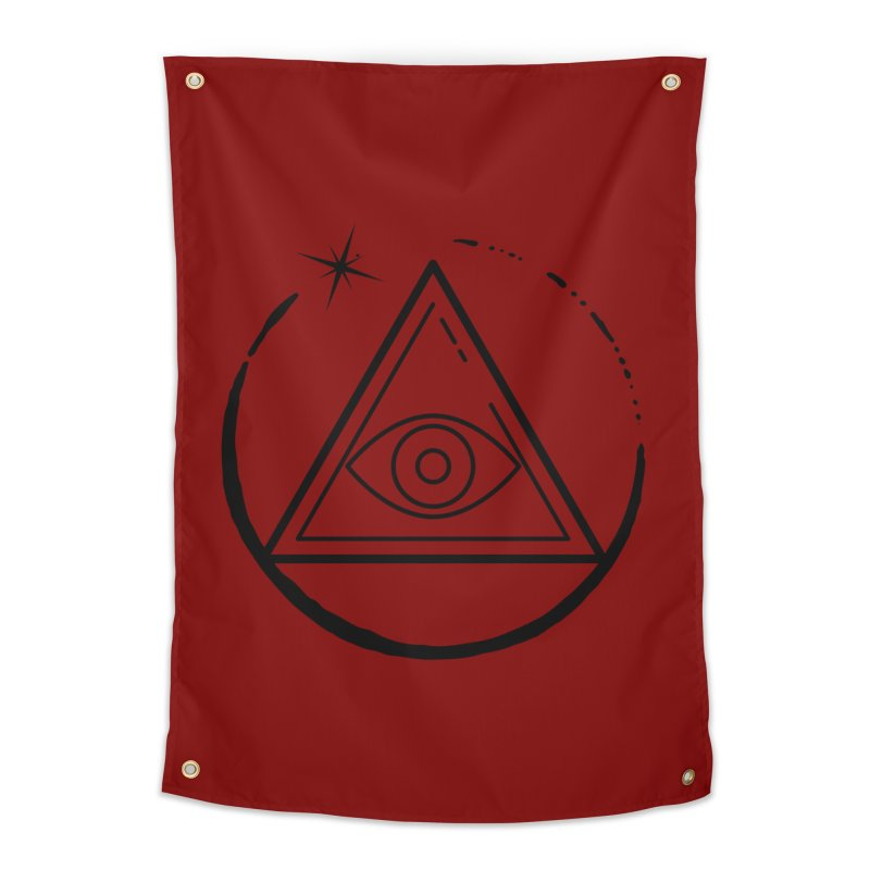 """""""The Society"""" Home Tapestry by indyhorrorstory's Artist Shop"""