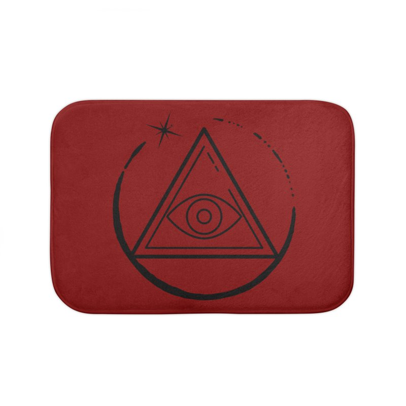 """""""The Society"""" Home Bath Mat by indyhorrorstory's Artist Shop"""