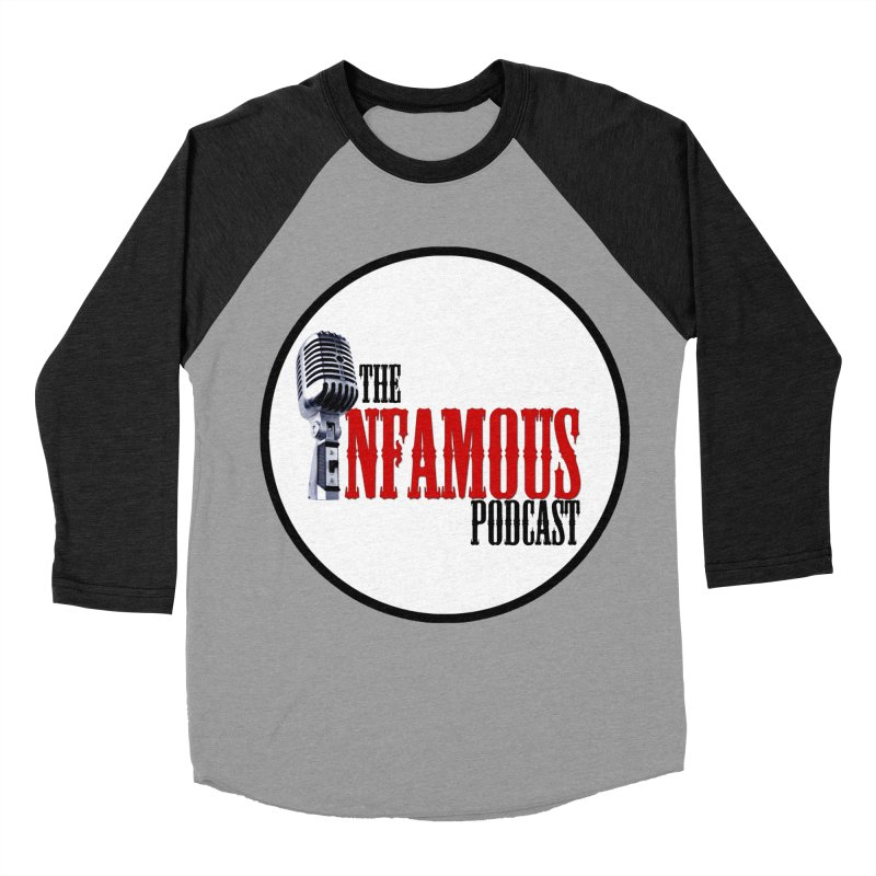 Infamous Podcast Logo Men's  by The Infamous Podcast's Artist Shop